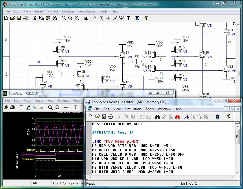 Electrical Circuit Simulation Program - Wiring Diagram •